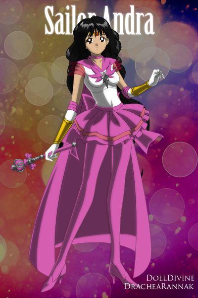 Sailor Andra-For Andra by DestinyLovesShiva