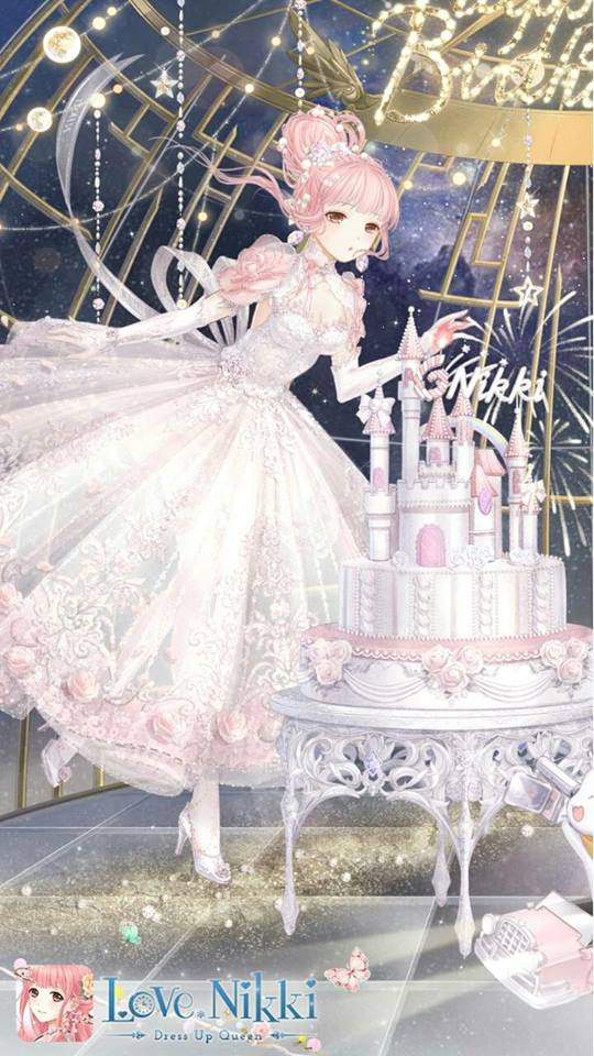 Happy 6th Birthday Love Nikki! by DestinyLovesShiva