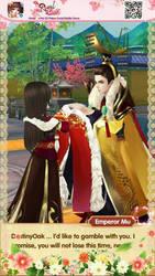 Emperor MuxDestinyOak-Handhold by DestinyLovesShiva