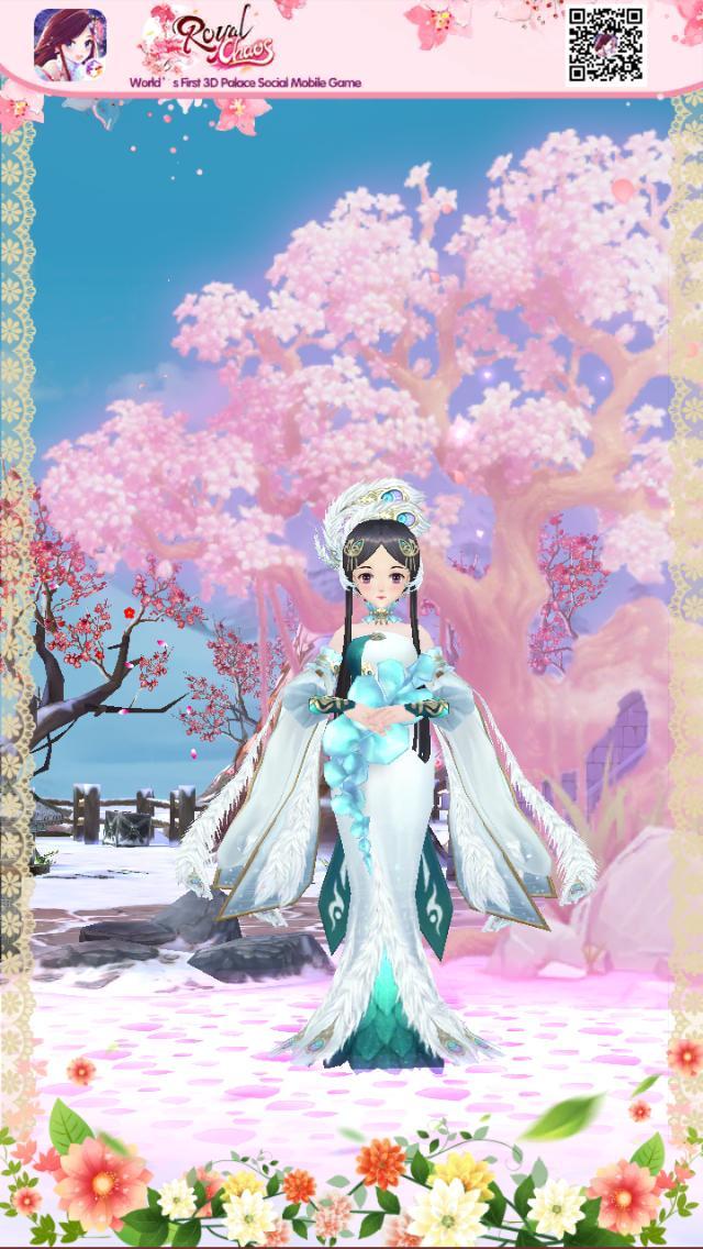 RC-Peacock Princess by DestinyLovesShiva