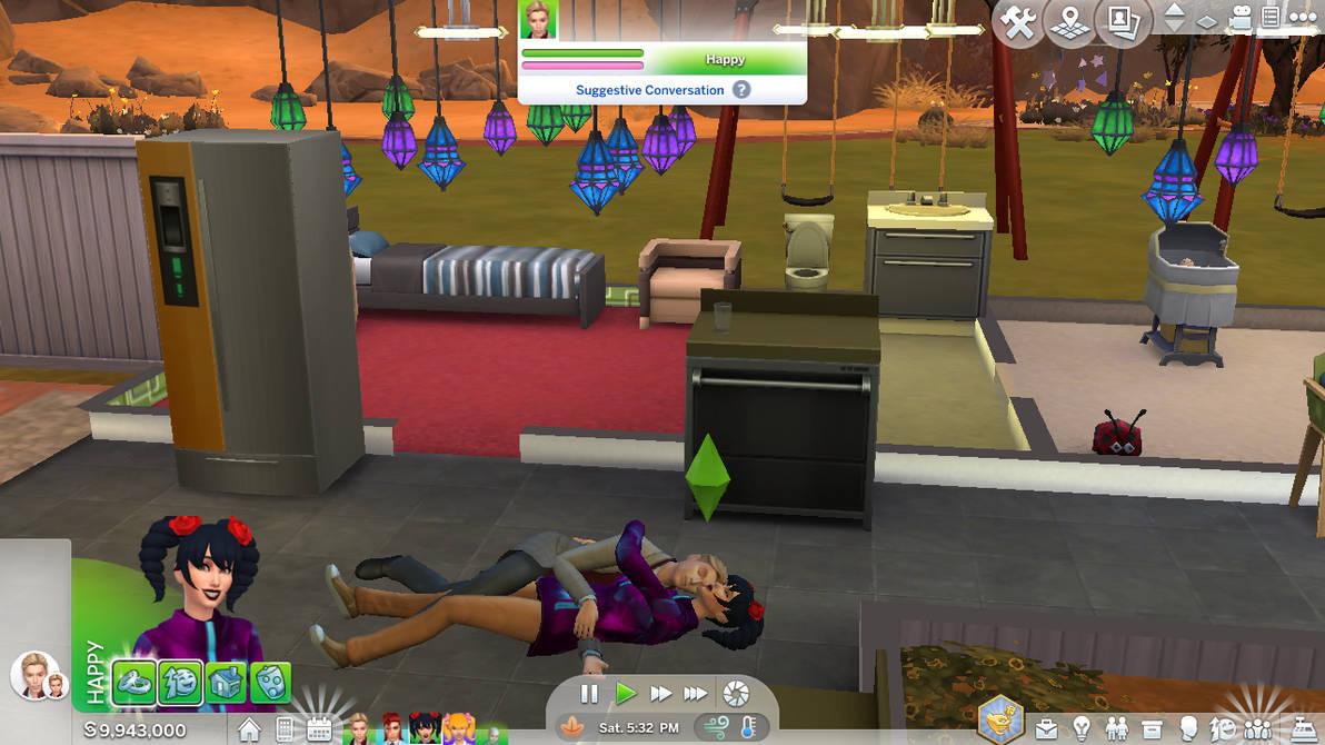 S4-Questionable Leg Position by DestinyLovesShiva