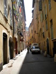 The Streets of France by Myszkowski