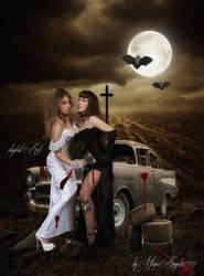 Vampire Girls by MagicAngel8773