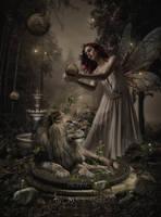 Lovely Marsfairy by MagicAngel8773