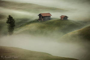 The little house of nowhere by Annabelle-Chabert