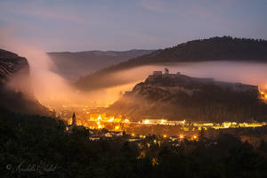 Sisteron by Annabelle-Chabert