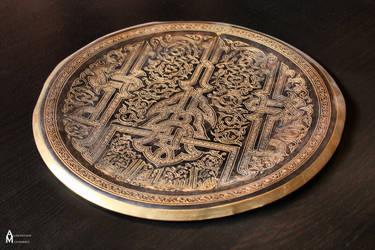 Old Islamic Art.. by Q8iEnG