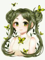 Butterflies by Rushieru