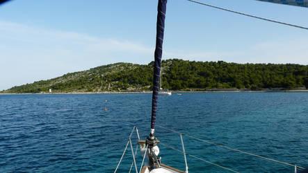 Chorvatsko lodi   Croatia by boat by CaenRagestorm