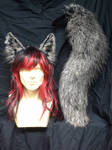 Adjustable Realistic Wolf Set by RatTrapStudios