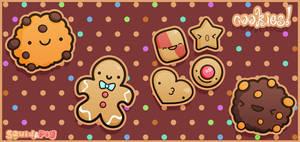 Cookies by SquidPig