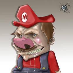 Mario-badass by ipnoze
