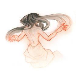 Fiery Girls #1 by SaraPlante