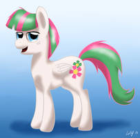 Blossomforth by OokamiTheWolf1