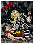 Zagor - Blondie by ddeki