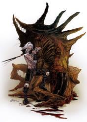 The Witcher by Mywszyscy