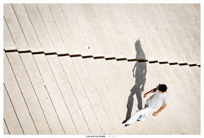 Me And My Shade by neilash