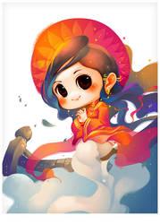 Hanh Ngo Ba Trang by xnhan00