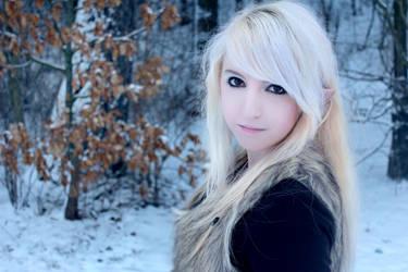 snow elf #13 by Liancary-art
