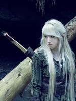 Mirkwood Elf by Liancary-art