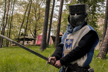 medieval male stock 1 by Liancary-art