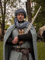 medieval male stock 2 by Liancary-art