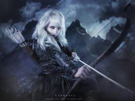 Dark Shadows by Liancary-art