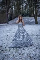 Wedding Dress 1 by Liancary-art