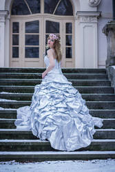 Wedding Dress 2 by Liancary-art