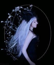 Moon Saga: Half Moon by Liancary-art