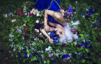 The secret garden - 2 by Liancary-art