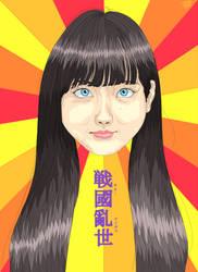 Yukina Portrait Colors by Brainstorm-bw-style