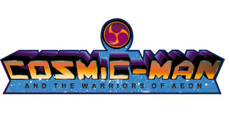 Cosmic-Man and the Warriors of Aeon - LOGO by Predabot