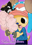 Chopper and Chopin - Cotton Candy Lovers by ChaotixxDA