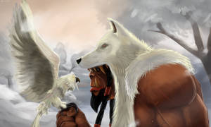 Durotan  - Warlords of Draenor by MrBenPilotti