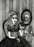 Vanity by raevynewings