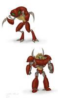 Repugnus by Owl-Robot