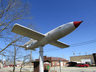 JB-2 buzz bomb  3 by magnumsoldier