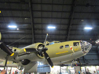Memphis belle by magnumsoldier