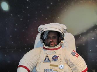 Rocket man by magnumsoldier