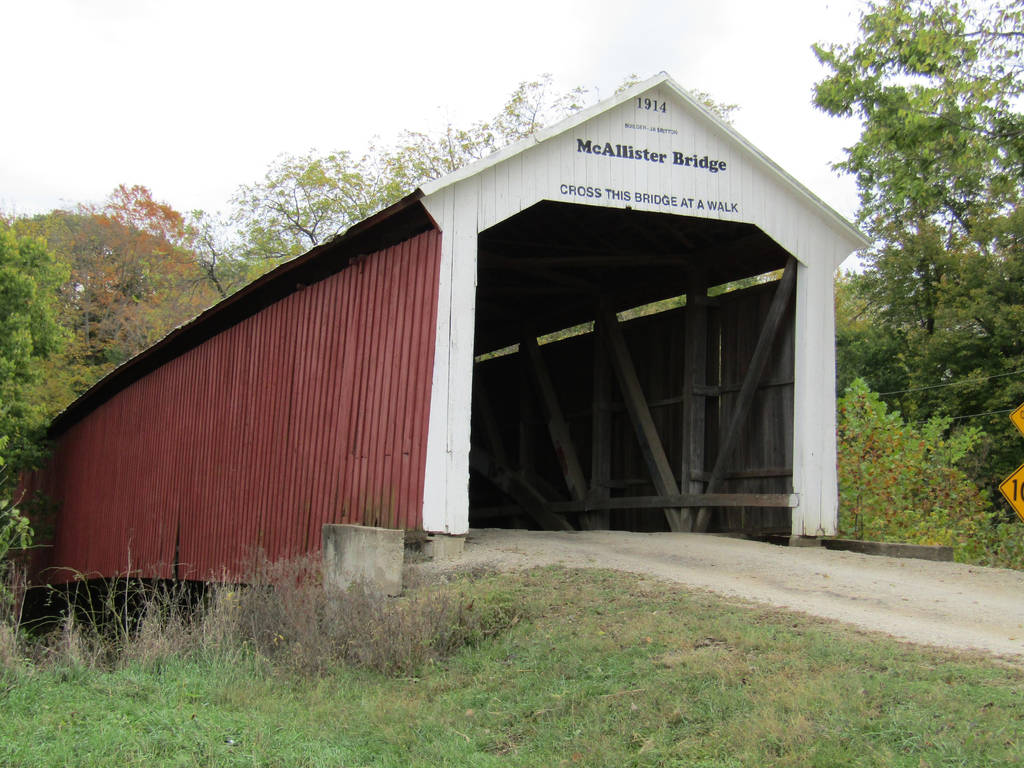 Another covered bridge by magnumsoldier