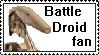 Battle droid fan stamp by PurpleRAGE9205
