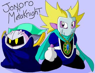 Two Star Warriors by PurpleRAGE9205