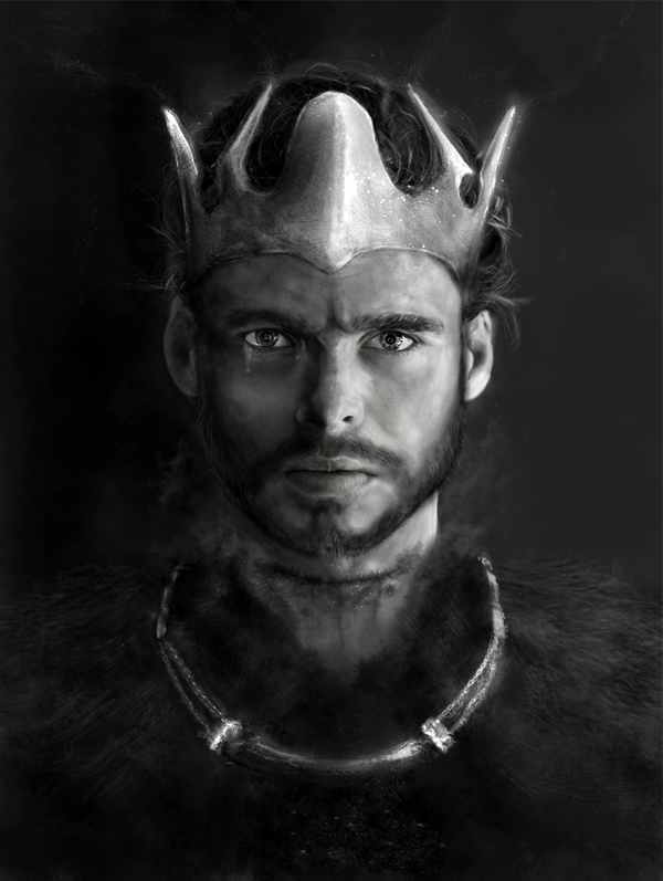 The Wolf King by MajinMetz