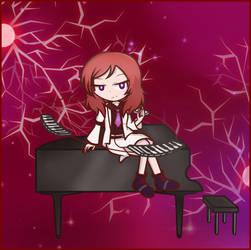 Phantasmal Pianist by dihaiqal