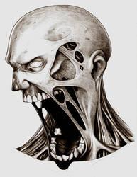 Zombie by Xythanon