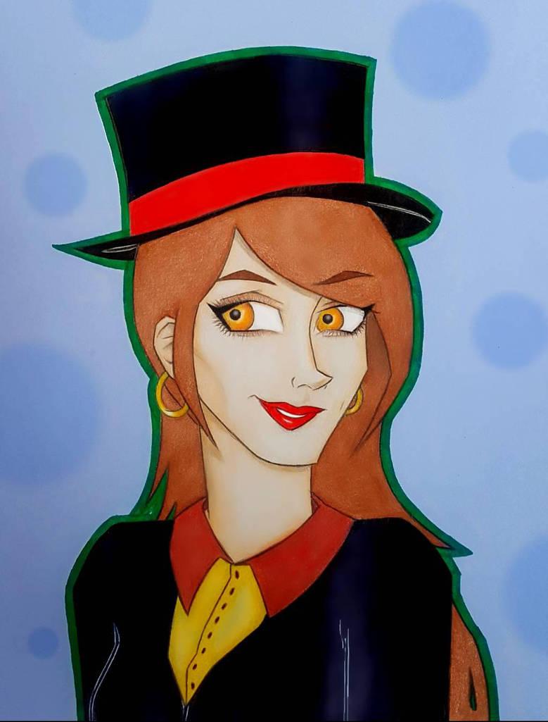 [RQ] Pop Portrayal: Alice by LuckyJokerPOP