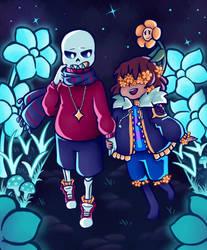 Flowerfell by Dizplicity