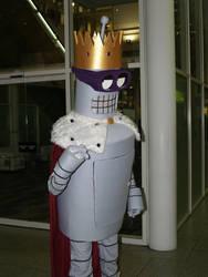 Bender Rodriguez a.k.a Super King by M4X1LL10N