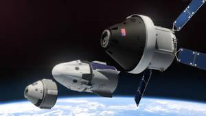 21st Century US manned space fleet by okan170
